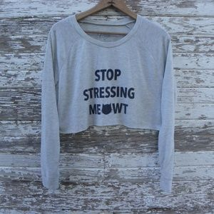 Tops - No. 494 Distressed Pullover Sweater Shirt